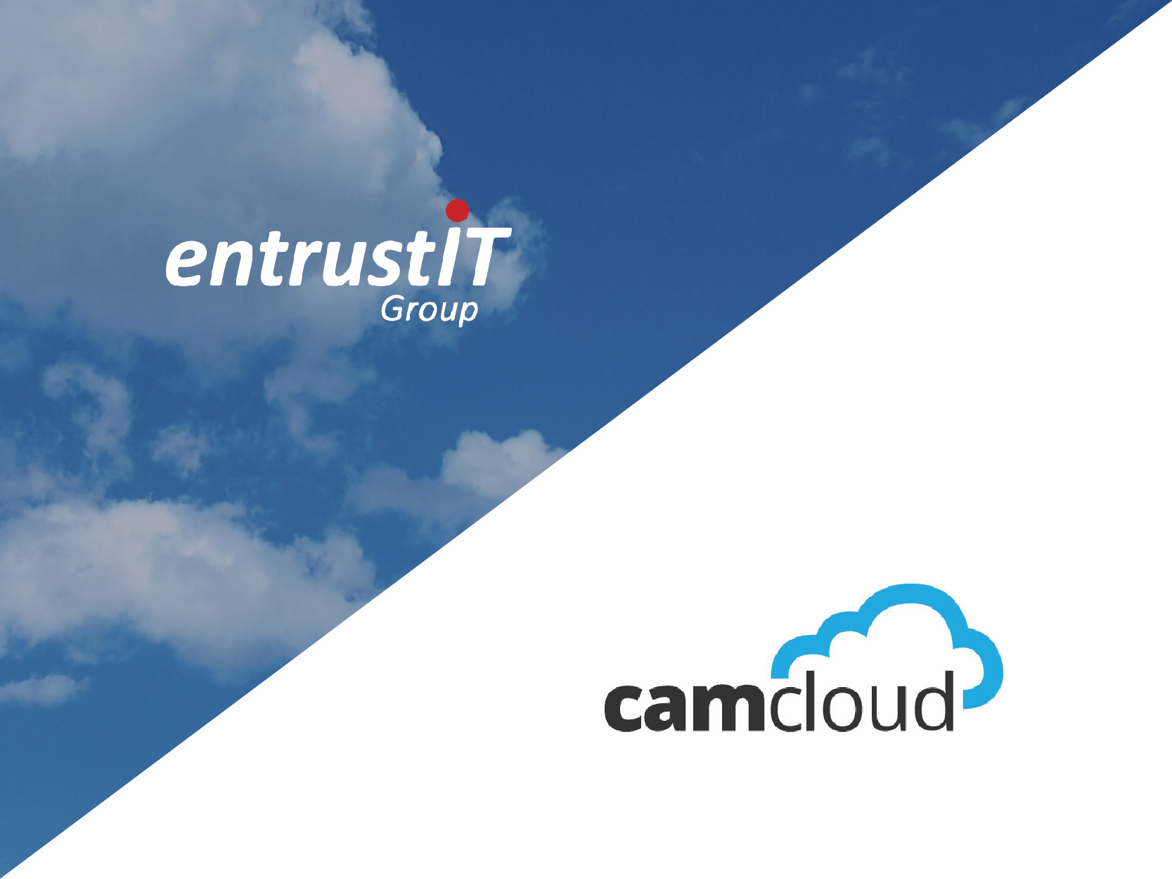 entrust IT Group and Camcloud