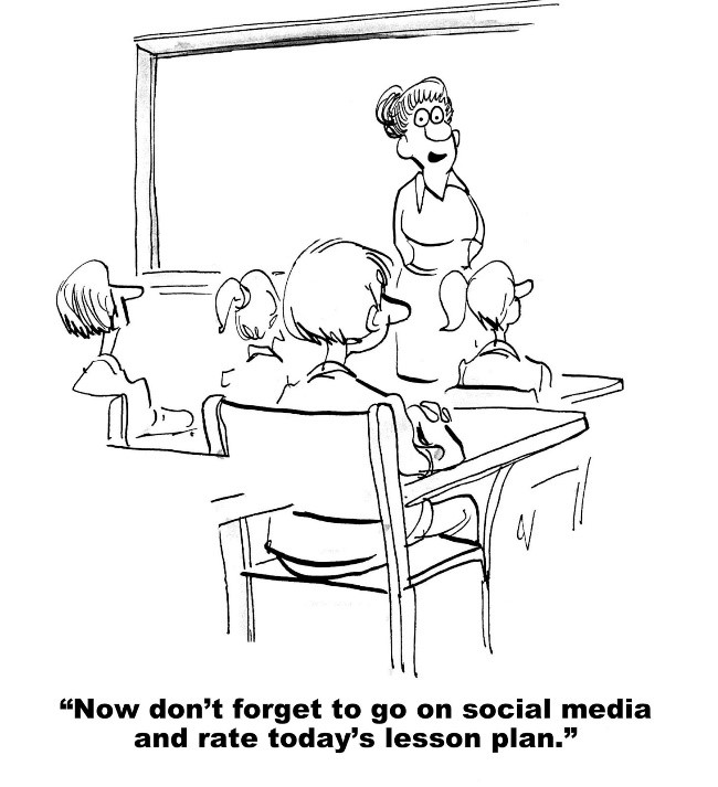 now don't forget to go on social media